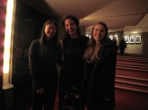 Students with Angela Hewitt at NAC
