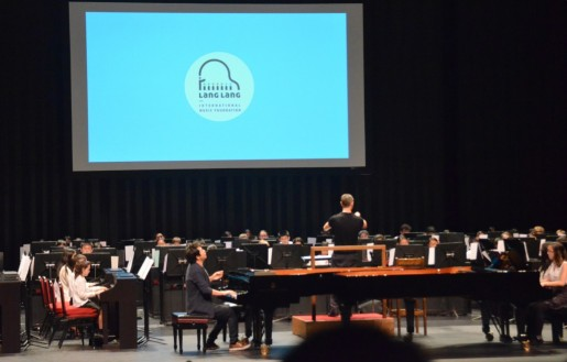 101 Pianists with Lang Lang